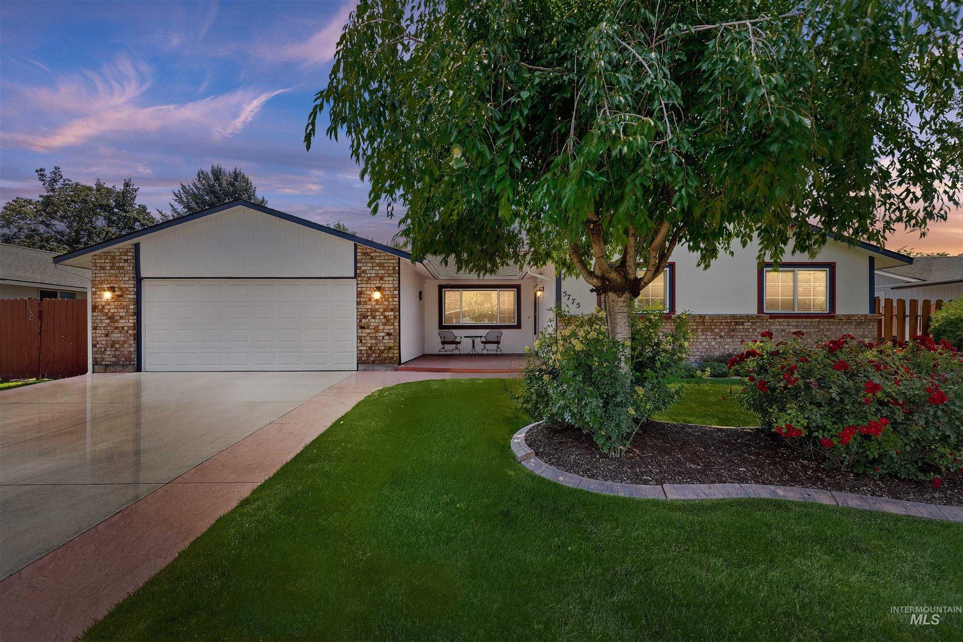 5775 W. Peachtree, Boise, ID 83703 - MLS#: 98815085