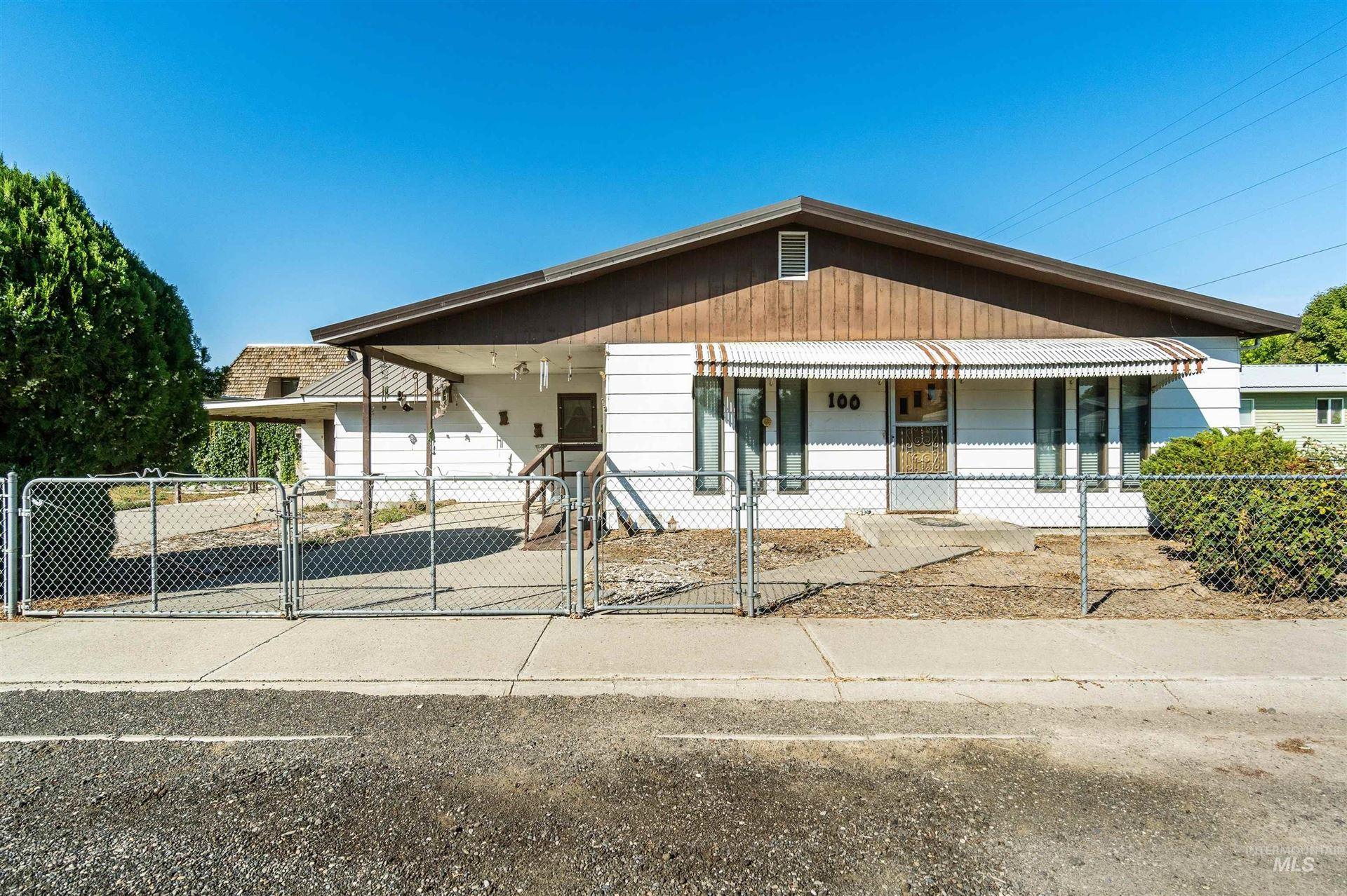 100 N Boise St, Wendell, ID 83355 - MLS#: 98820086