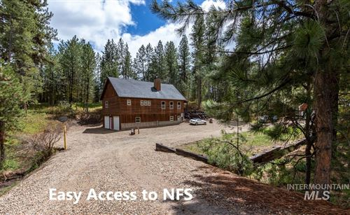 Photo of 15 Bull Pine Place, Cascade, ID 83611 (MLS # 98757098)