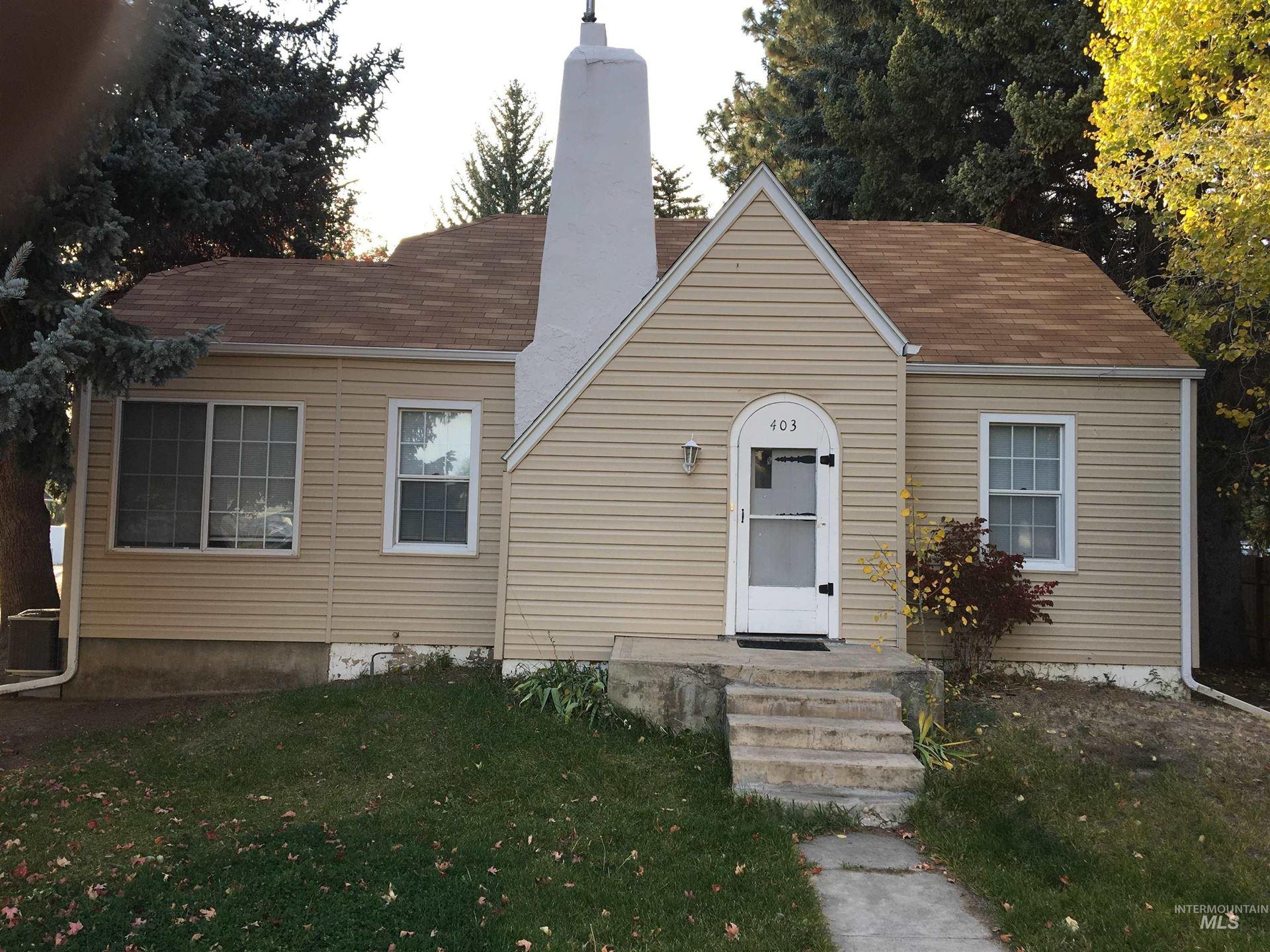 403 N Birch St, Shoshone, ID 83352 - MLS#: 98822100
