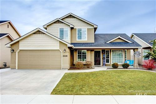 Photo of 3334 S Arno Ave, Meridian, ID 83642 (MLS # 98757117)