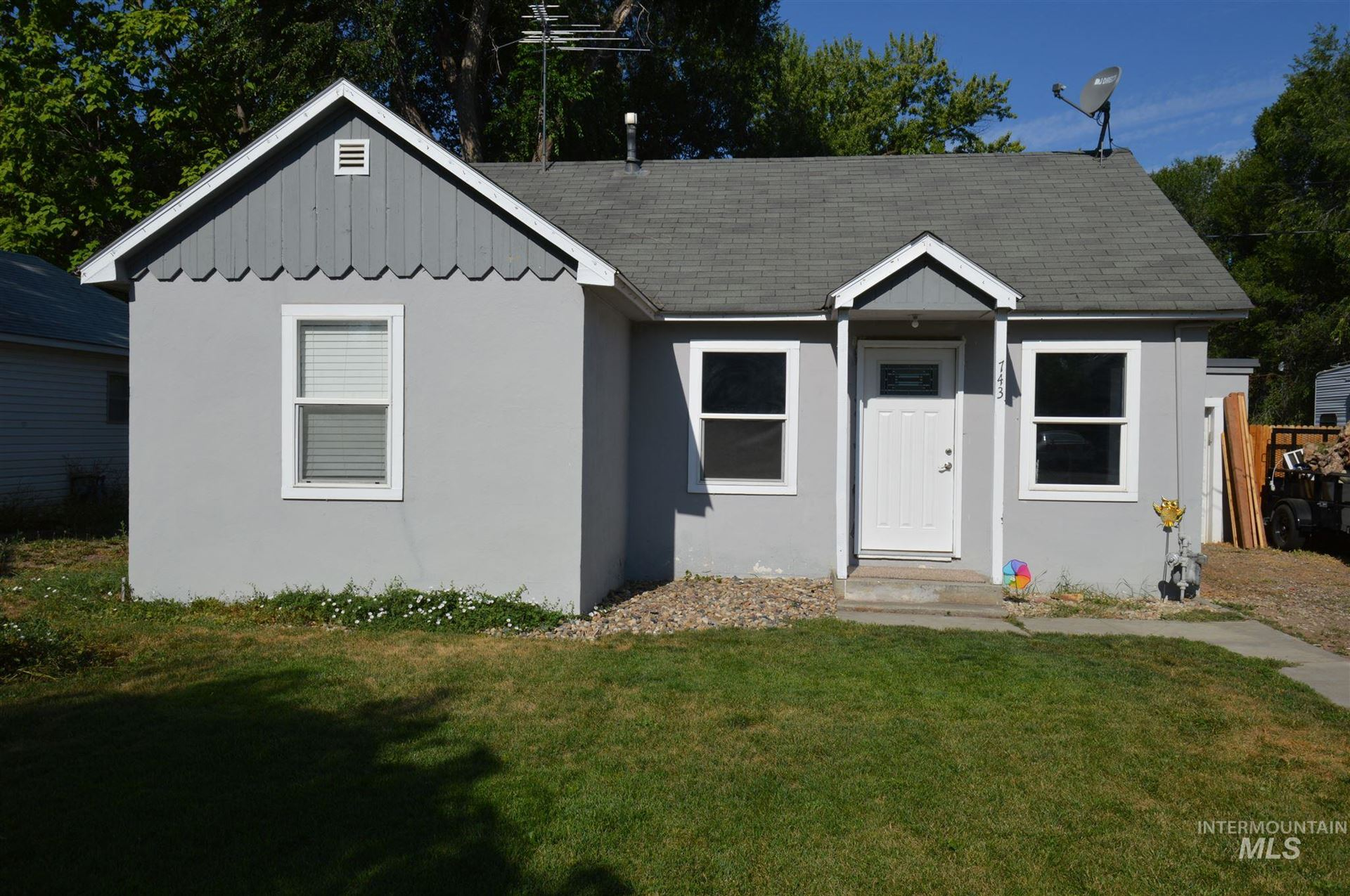 Photo of 743 N 11th St., Payette, ID 83661 (MLS # 98776121)