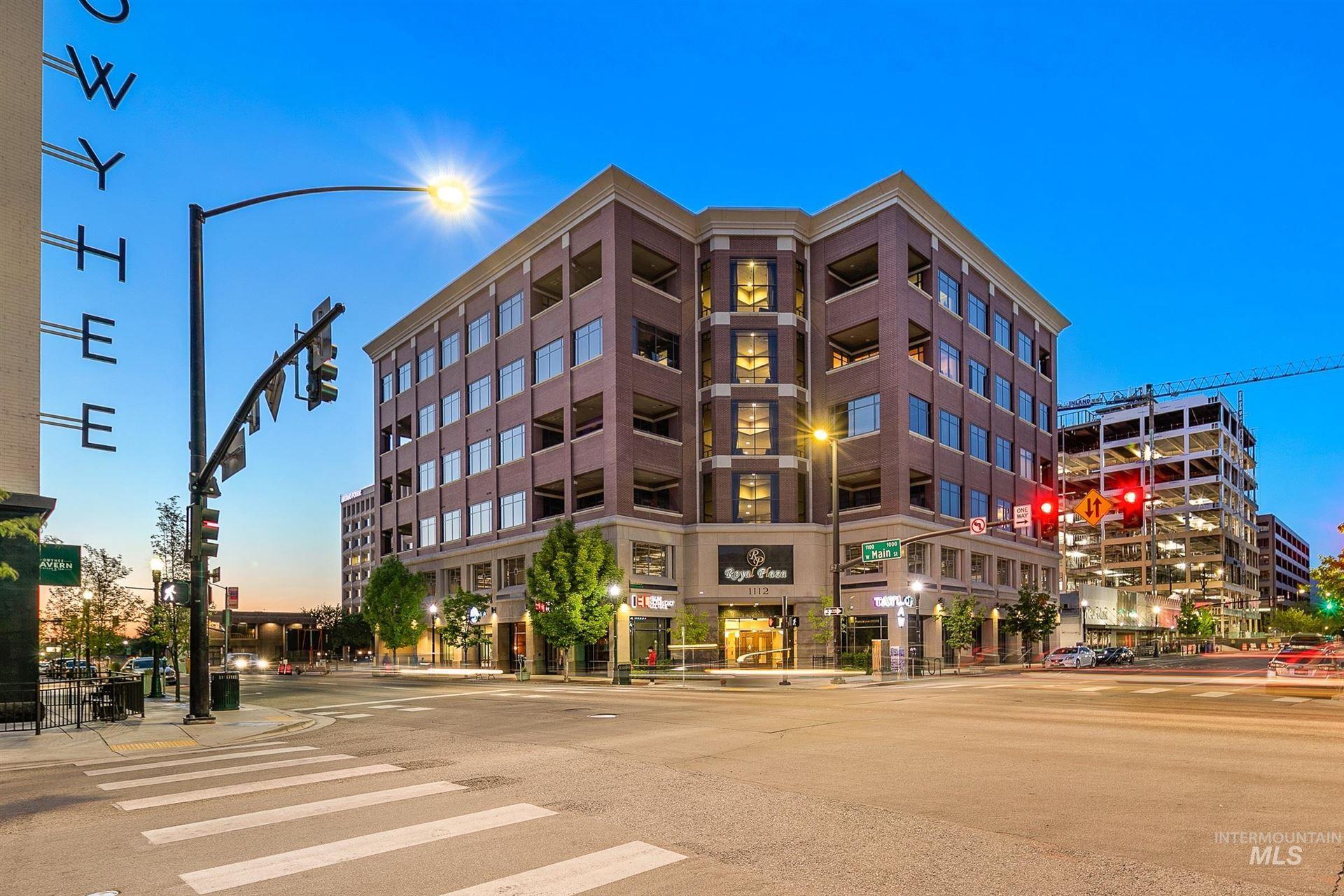 1112 W Main Street #603, Boise, ID 83702 - MLS#: 98819136