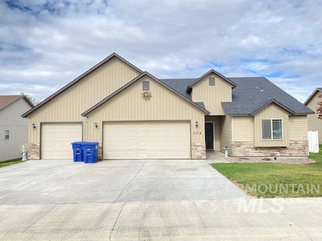 304 Teton Drive, Jerome, ID 83338-5097 - MLS#: 98822146