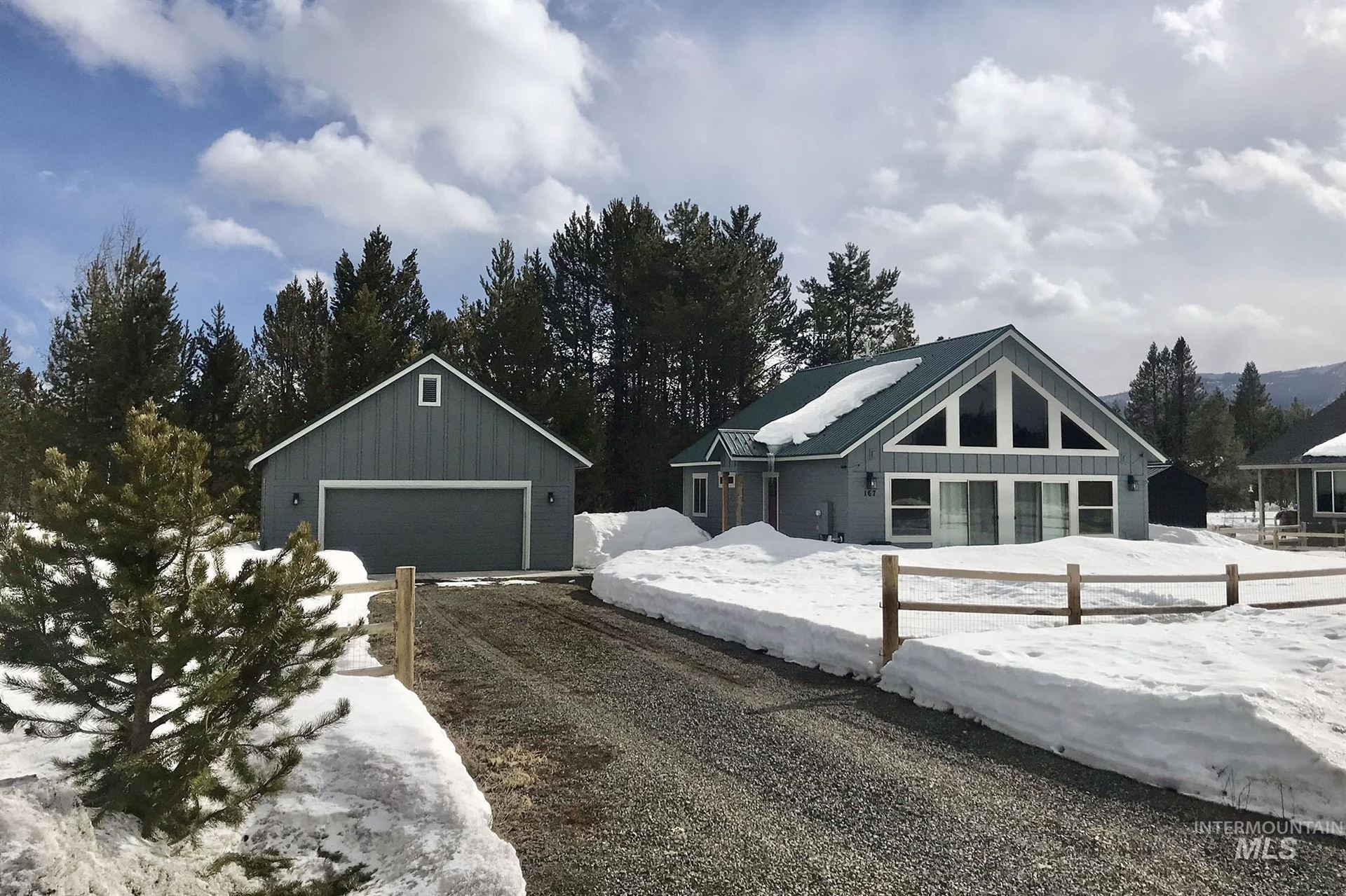 Photo of 167 Meadow Place, Donnelly, ID 83615 (MLS # 98799148)