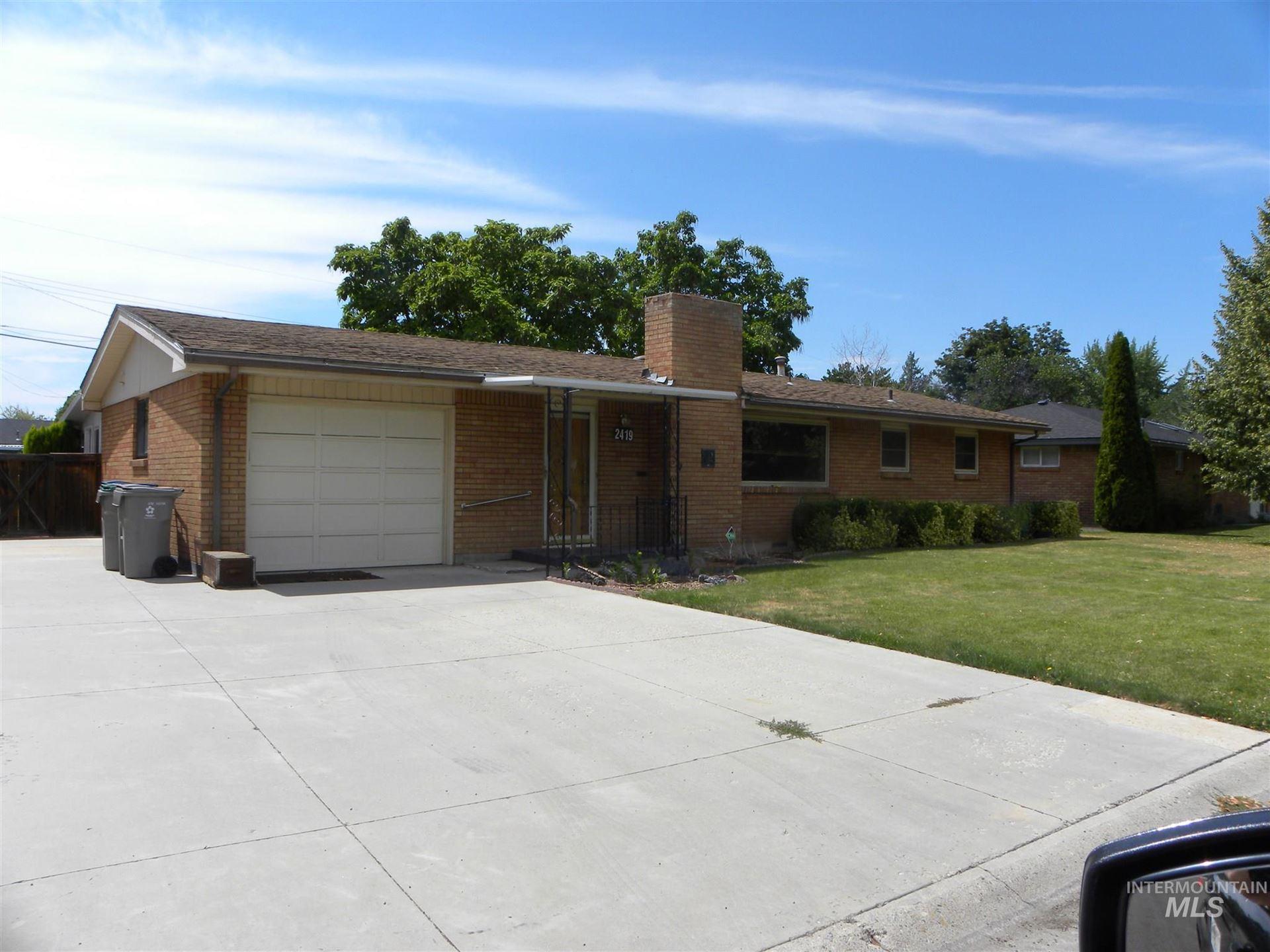 2419 N Eldorado St, Boise, ID 83704 - MLS#: 98775149