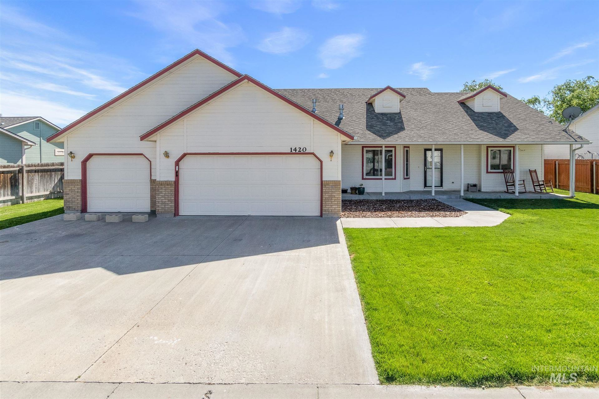 1420 Kyle St, Mountain Home, ID 83647 - MLS#: 98769150
