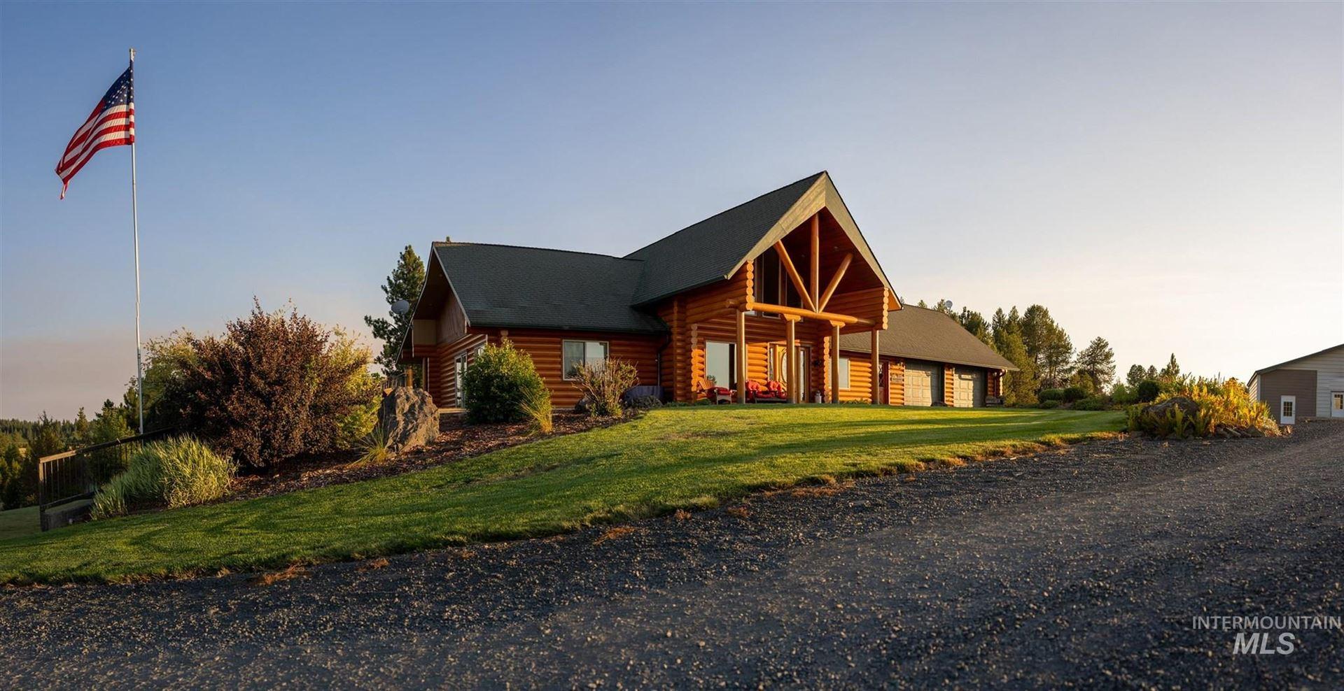 1201 Mount Deary Creek Road, Deary, ID 83823 - MLS#: 98810168