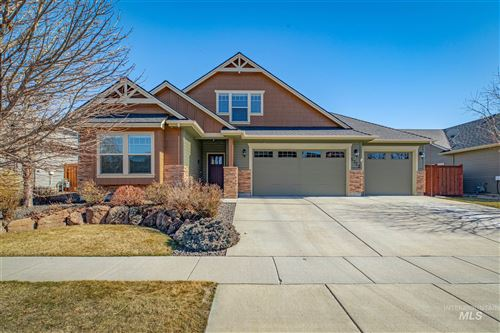 Photo of 5722 N PINERY CANYON, Meridian, ID 83646 (MLS # 98795171)