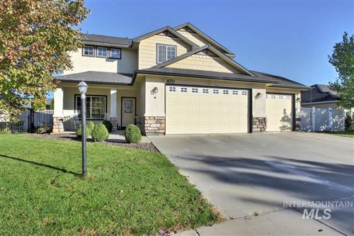 Photo of 670 W Ashby Dr, Meridian, ID 83646 (MLS # 98785181)