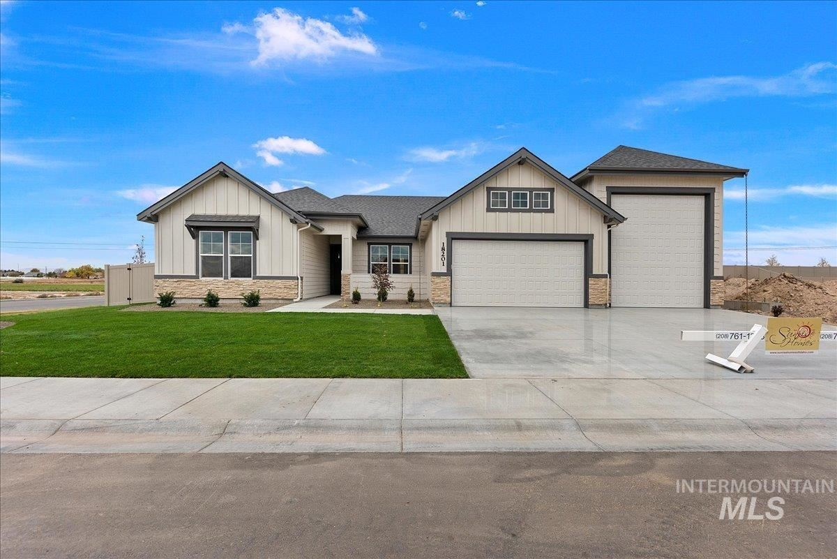 Photo of 18201 N Orchid Way, Nampa, ID 83687 (MLS # 98823185)