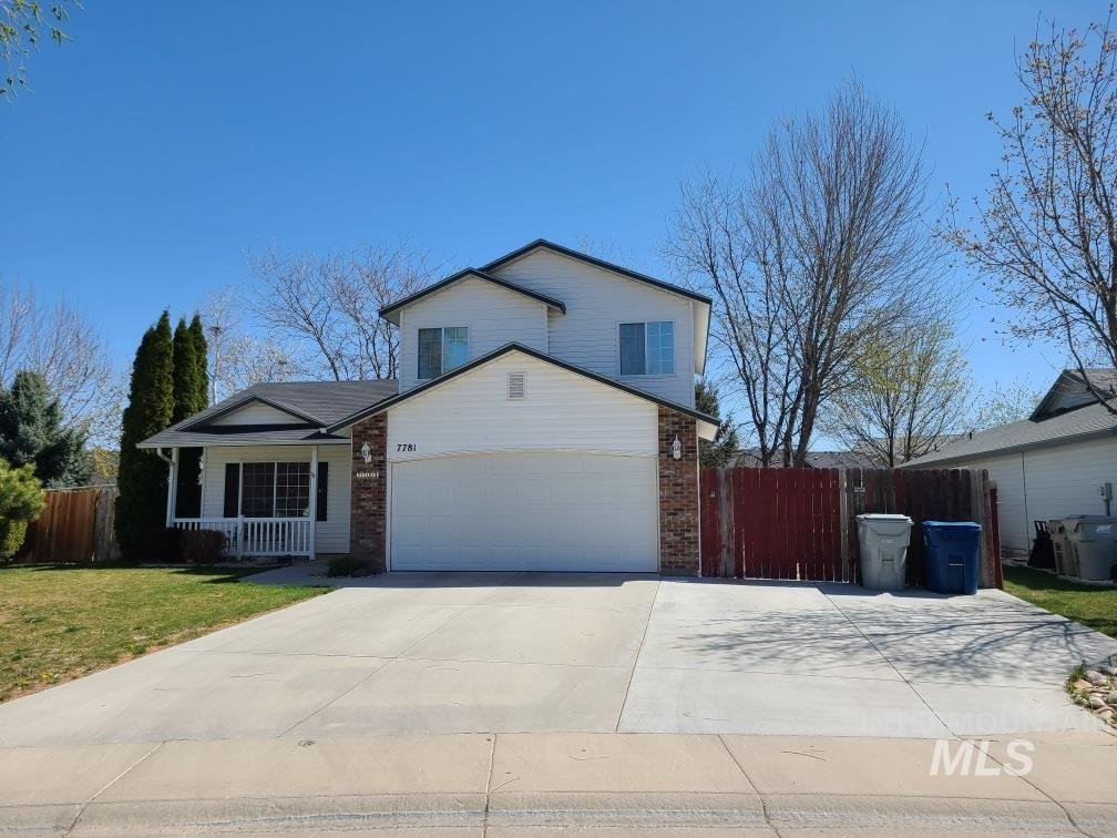 Photo of 7781 E Mountain Oak Drive, Nampa, ID 83687 (MLS # 98799190)