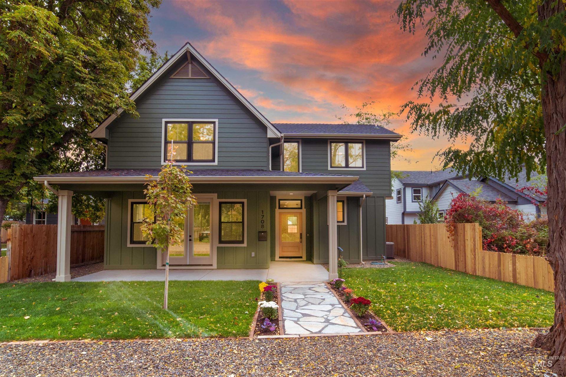 1708 N 27th Street, Boise, ID 83702 - MLS#: 98798200