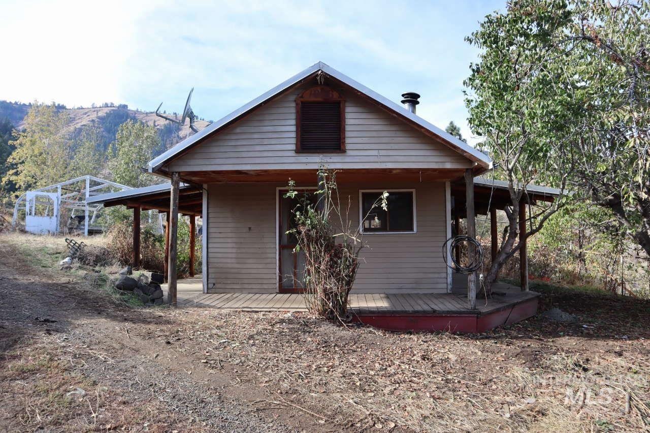 Photo of 6087 Rice Creek Road, CottonWood, ID 83522 (MLS # 98795204)