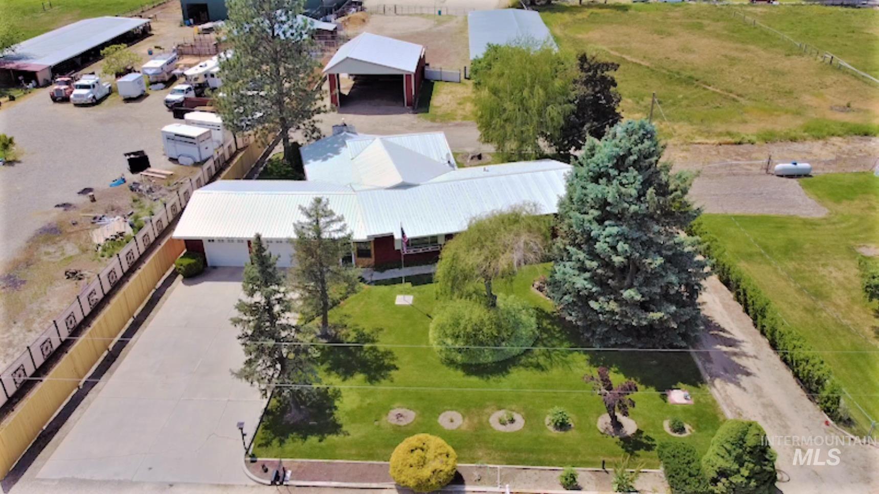 3805 S Mill Rd, Emmett, ID 83617 - MLS#: 98806205