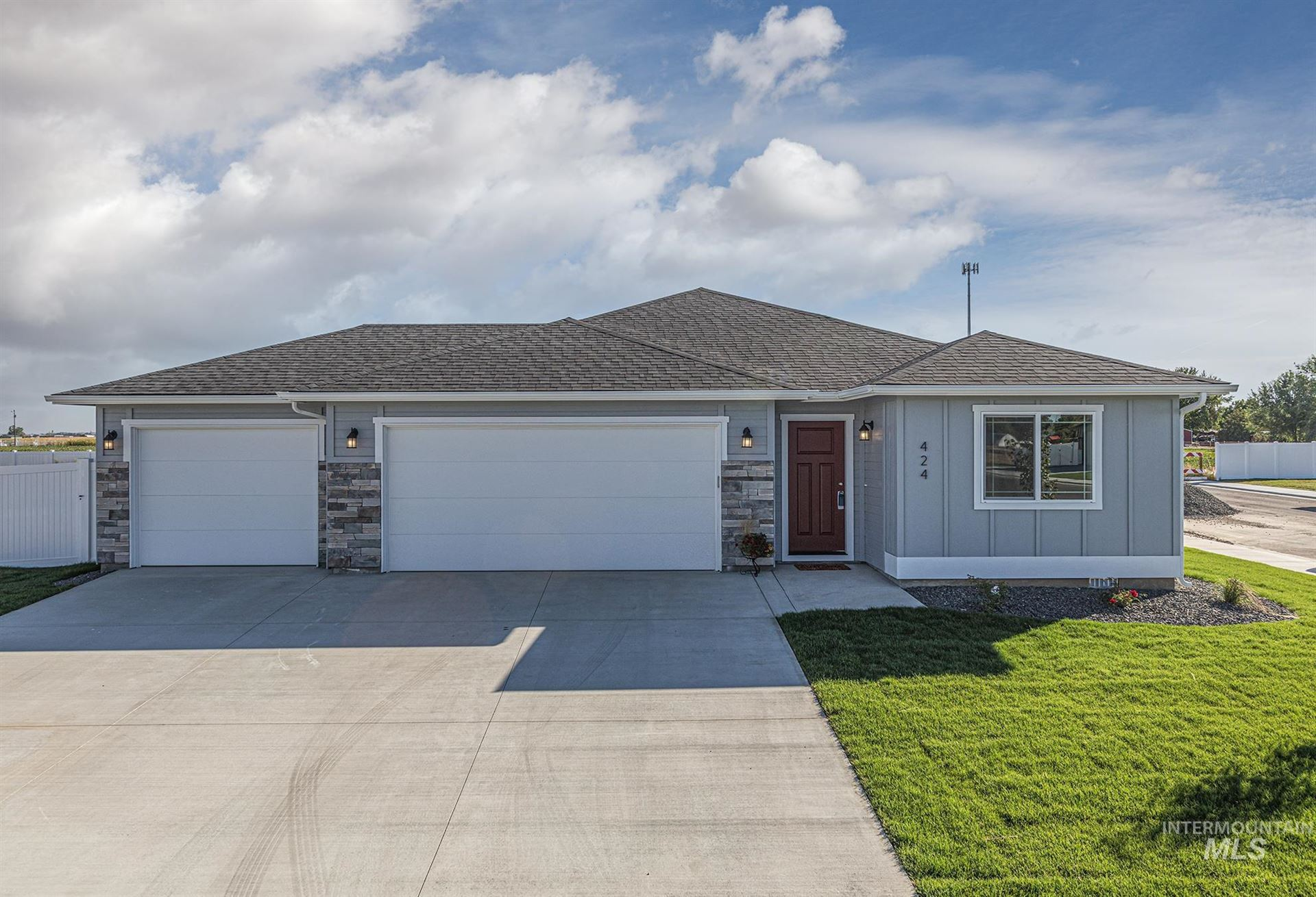 424 Stagecoach Ave., Fruitland, ID 83619 - MLS#: 98820209