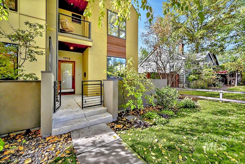 Photo of 1713 N 13th Street, Boise, ID 83702 (MLS # 98784212)