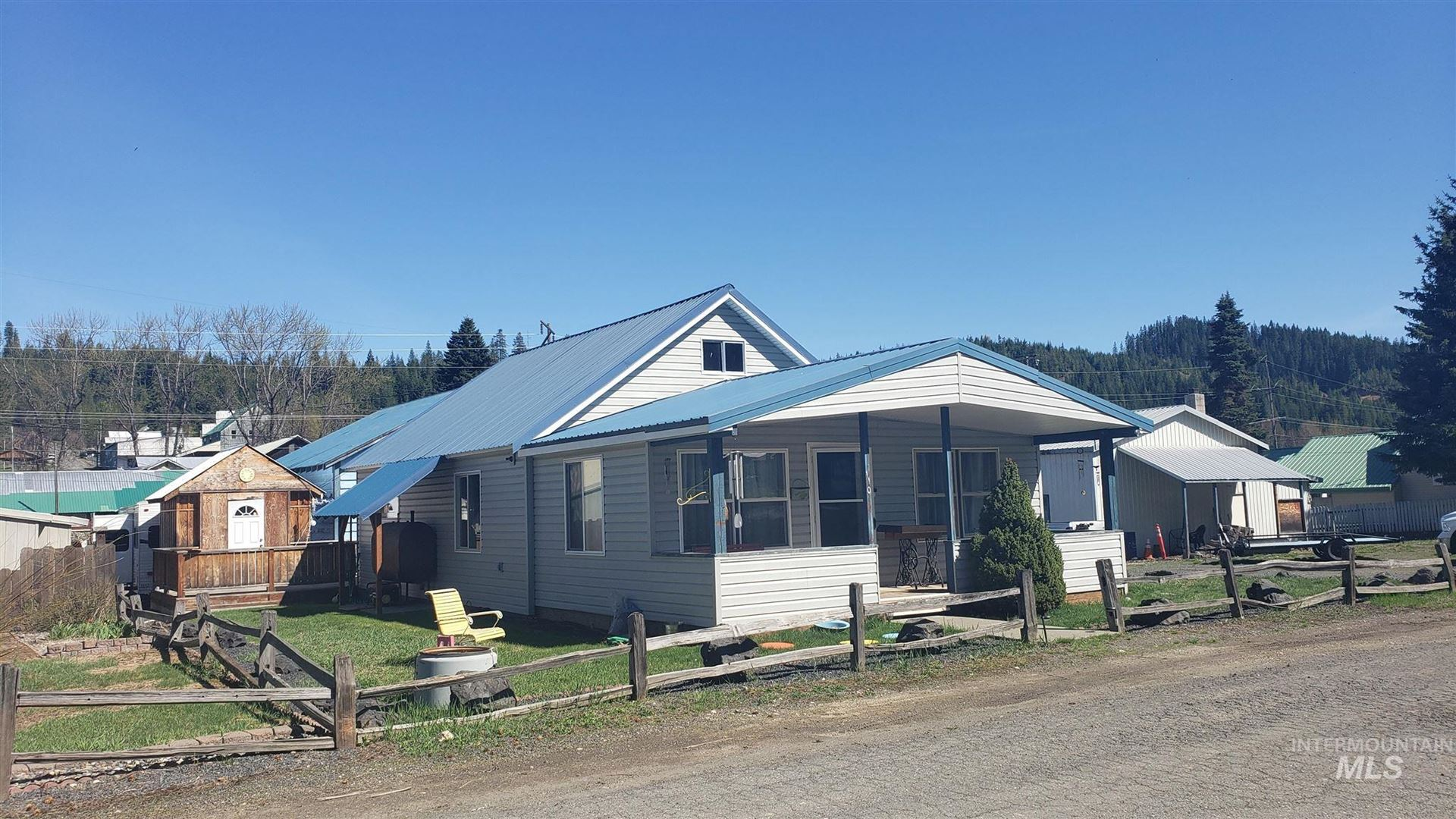 Photo of 110 South 2nd Ave, Pierce, ID 83546 (MLS # 98802220)