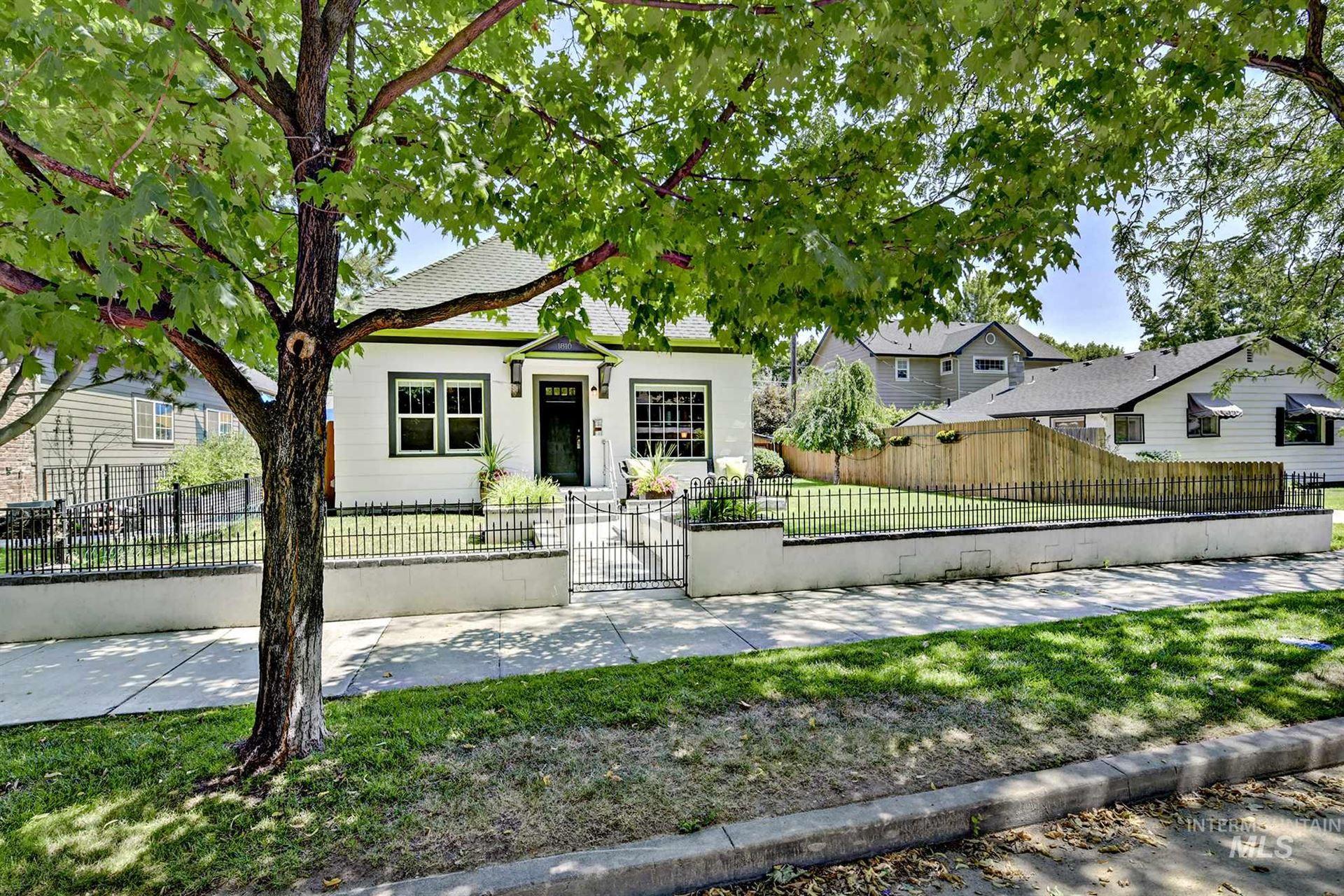 1810 N 10th Street, Boise, ID 83702 - MLS#: 98776224