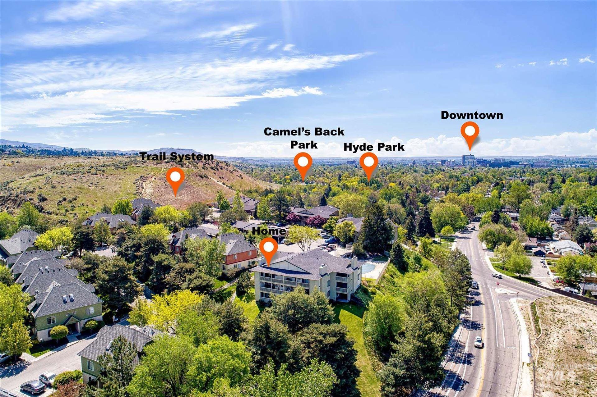 Photo of 1420 W Camel Back Lane #204, Boise, ID 83702 (MLS # 98803237)