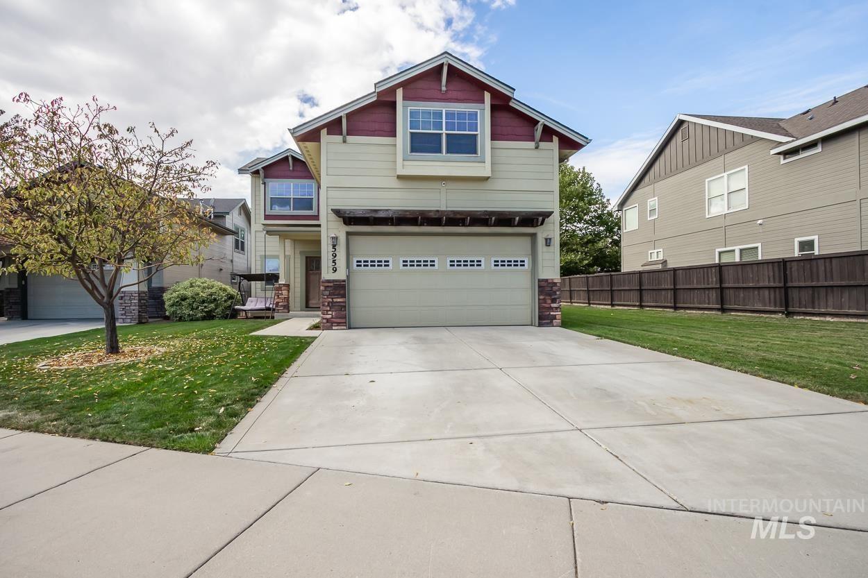 5959 S Manzanita Way, Boise, ID 83709 - MLS#: 98821241