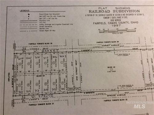 Photo of 314 W Garnet Ave., Fairfield, ID 83327-0000 (MLS # 98791244)