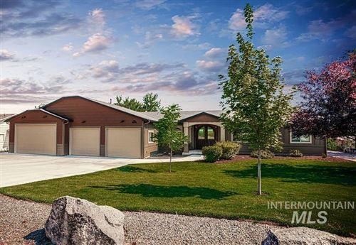 Photo of 11522 W Hidden Valley Rim Rd, Boise, ID 83709 (MLS # 98809250)