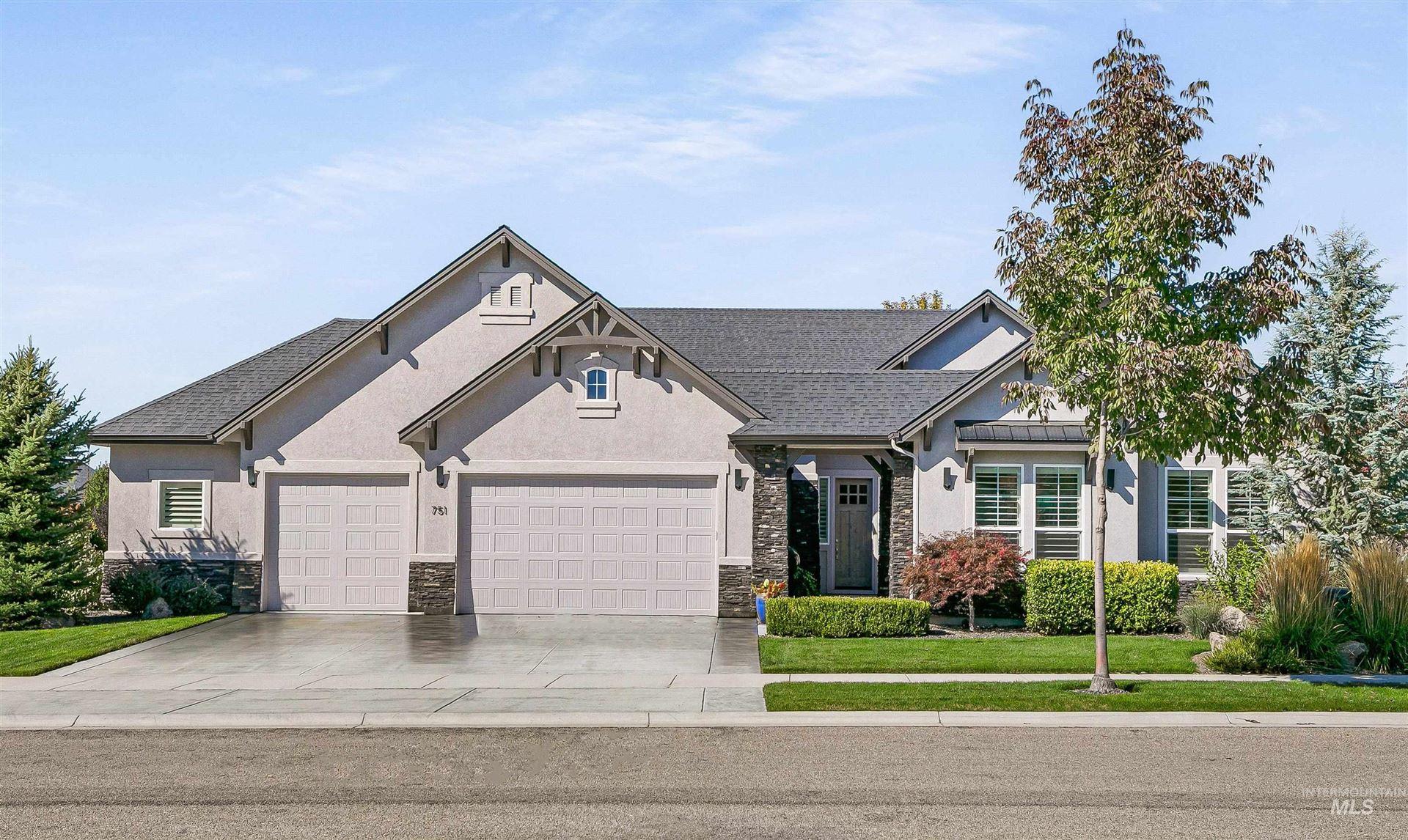 751 S Mace Ranch Way, Eagle, ID 83616-4109 - MLS#: 98822250