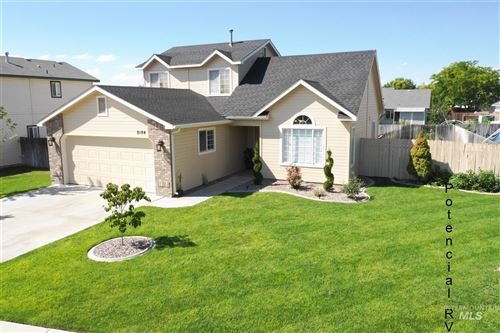 Photo of 8184 Waterfowl Ave, Nampa, ID 83687 (MLS # 98776253)