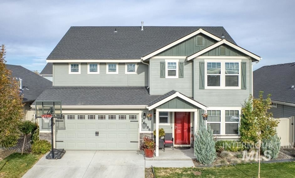 Photo of 16786 N Dartmouth Ave, Nampa, ID 83687 (MLS # 98823260)