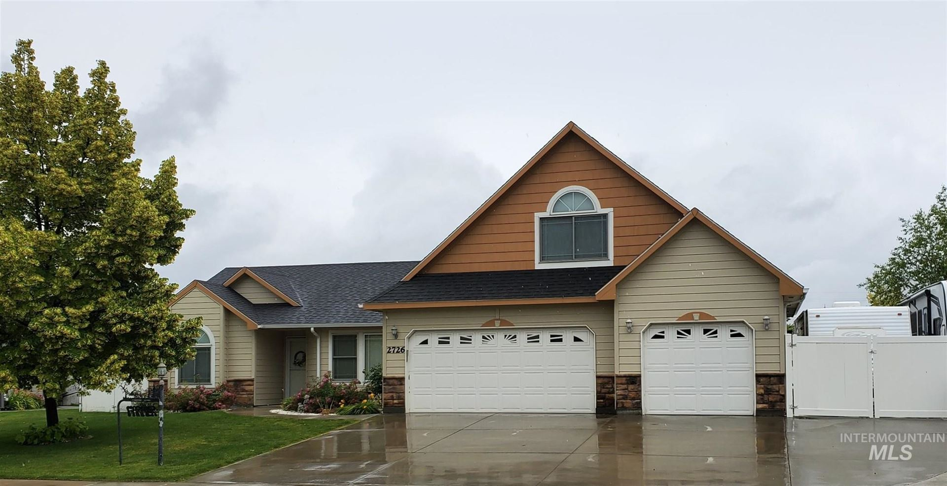 2726 S Banner Court, Nampa, ID 83686 - MLS#: 98772261