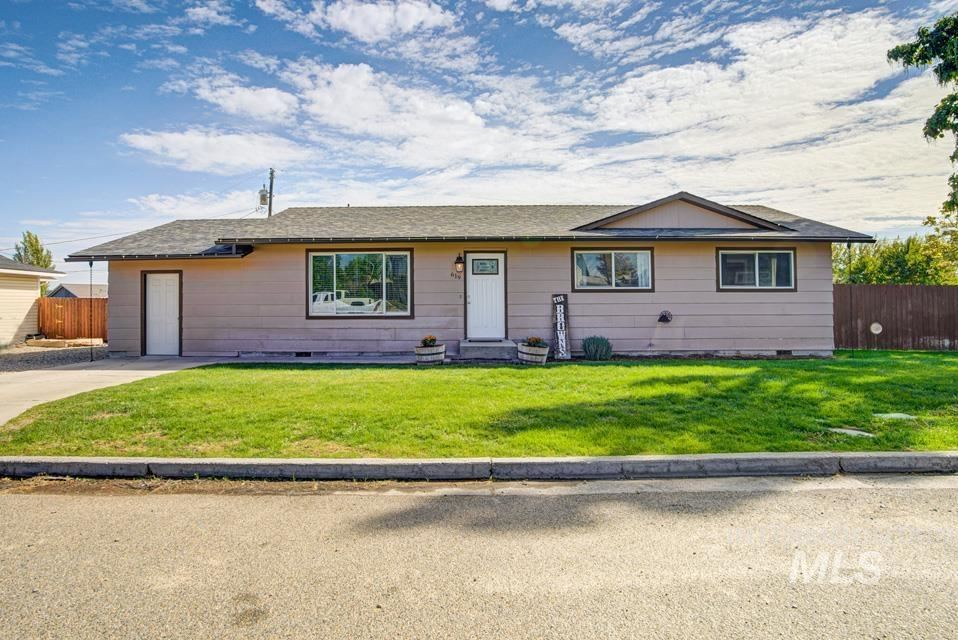 619 Oregon Ave, New Plymouth, ID 83655 - MLS#: 98821263