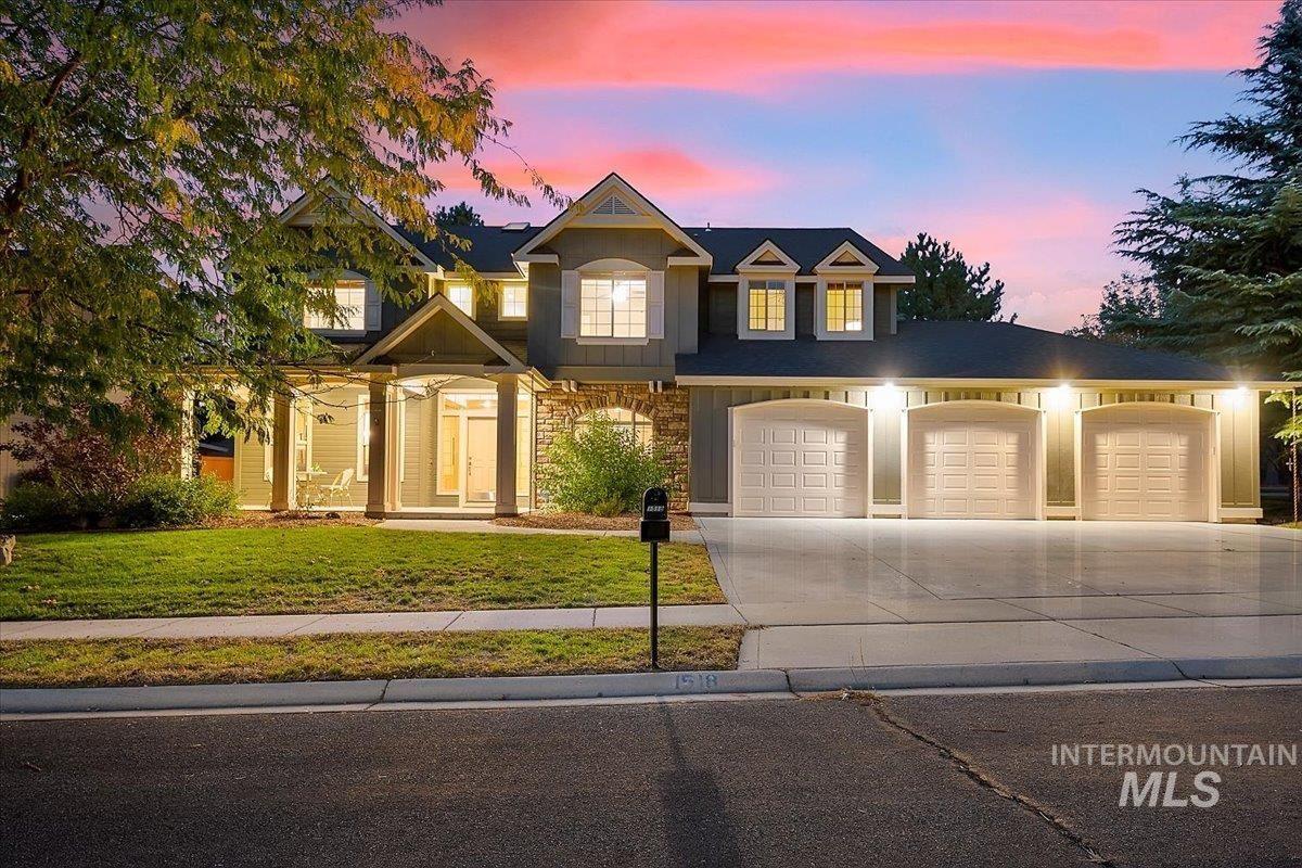 1518 N Shadypark Avenue, Eagle, ID 83616 - MLS#: 98820265