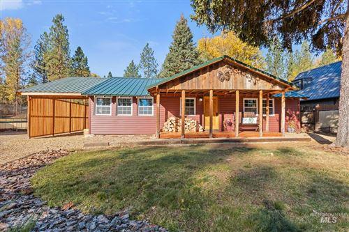 Photo of 109 Cottonwood Street, Idaho City, ID 83631 (MLS # 98822280)