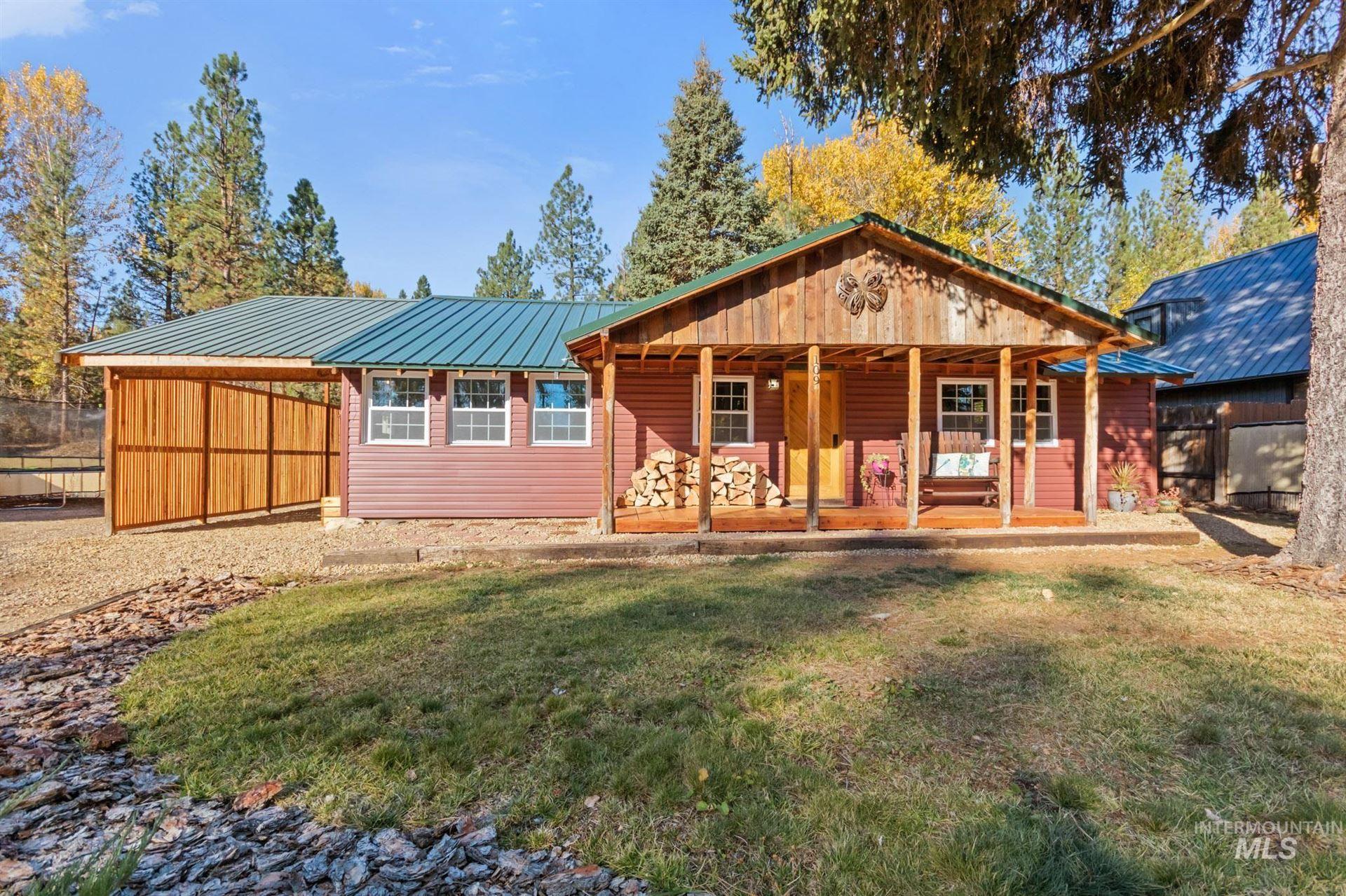 109 Cottonwood Street, Idaho City, ID 83631 - MLS#: 98822280