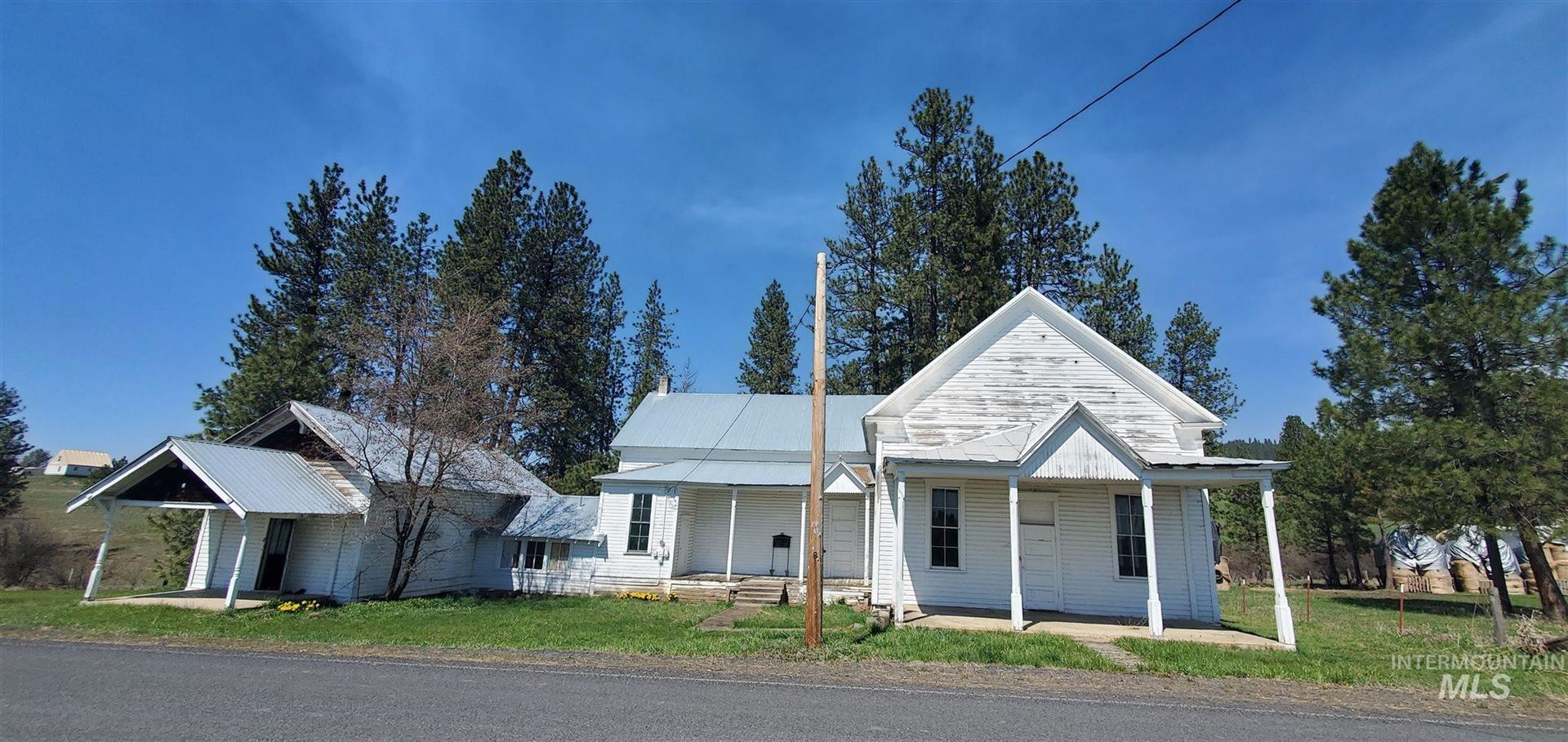 Photo of 2070 Woodland Rd, Kamiah, ID 83536 (MLS # 98800281)