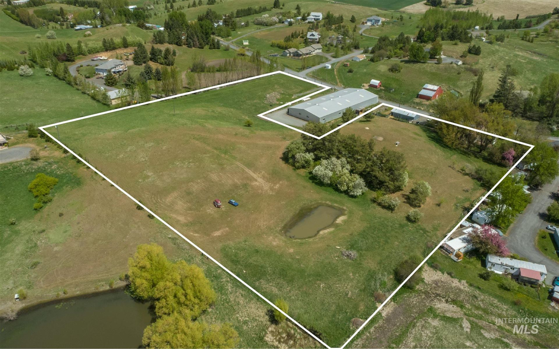 Photo of 1825 N Polk Extension, Moscow, ID 83843 (MLS # 98803285)