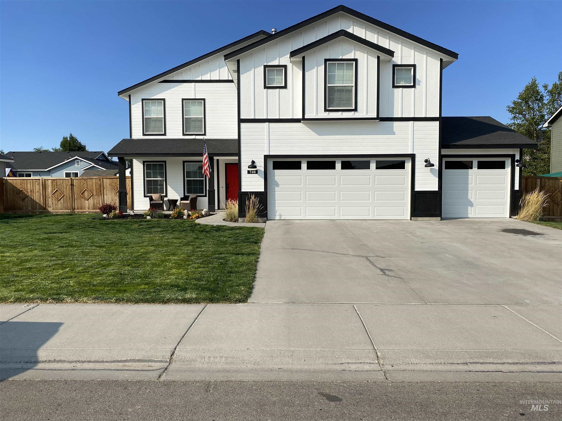 740 SW Panner St., Mountain Home, ID 83647-6463 - MLS#: 98819286