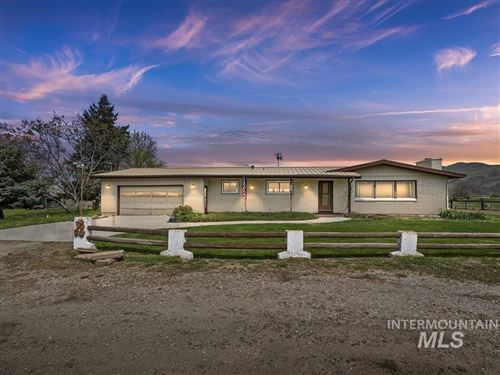 Photo of 9880 Montour Main St, Emmett, ID 83616 (MLS # 98802289)
