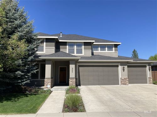 Photo of 993 W CAGNEY, Meridian, ID 83646 (MLS # 98802308)