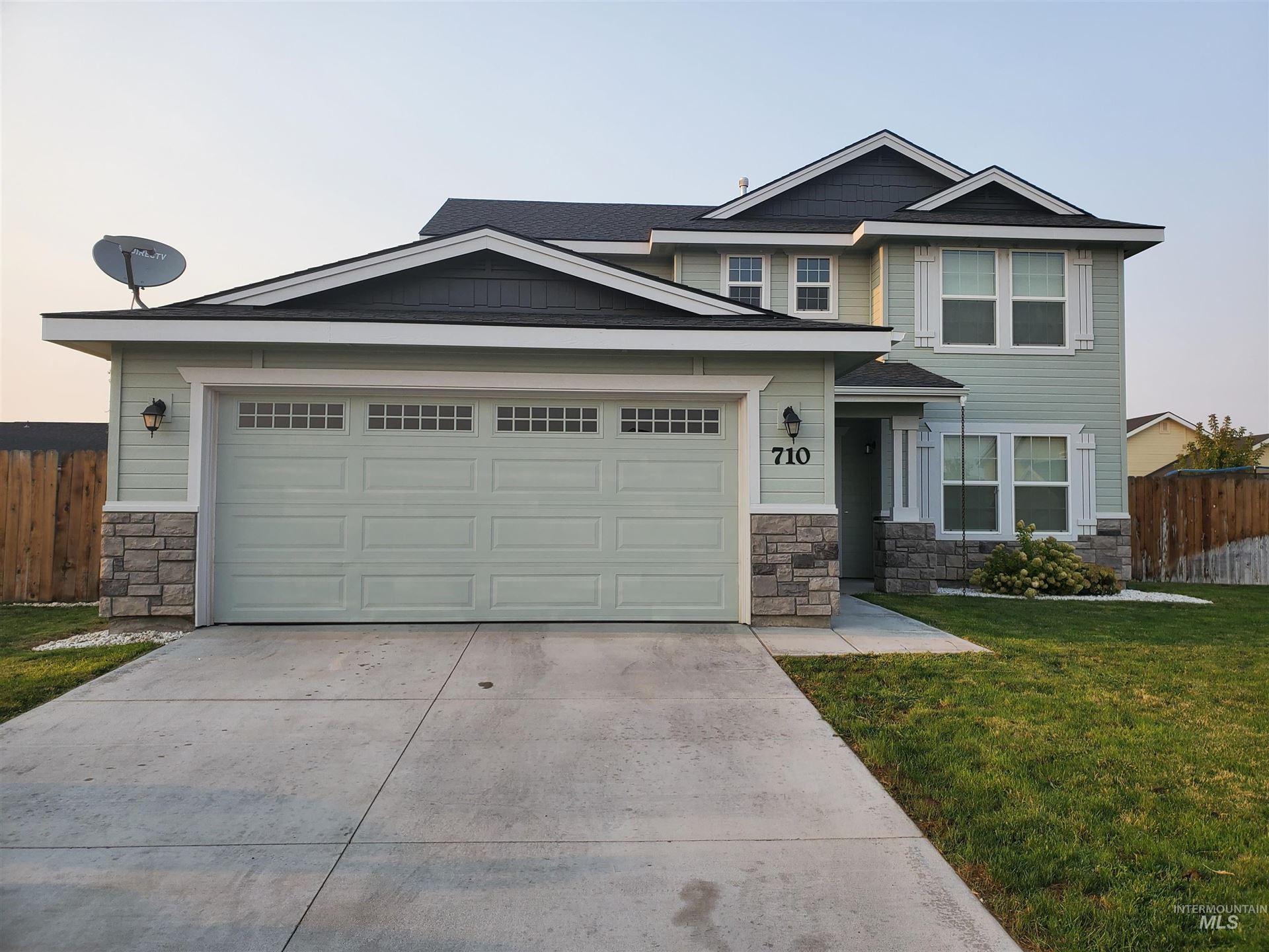 710 SW Huebert St, Mountain Home, ID 83647 - MLS#: 98817316