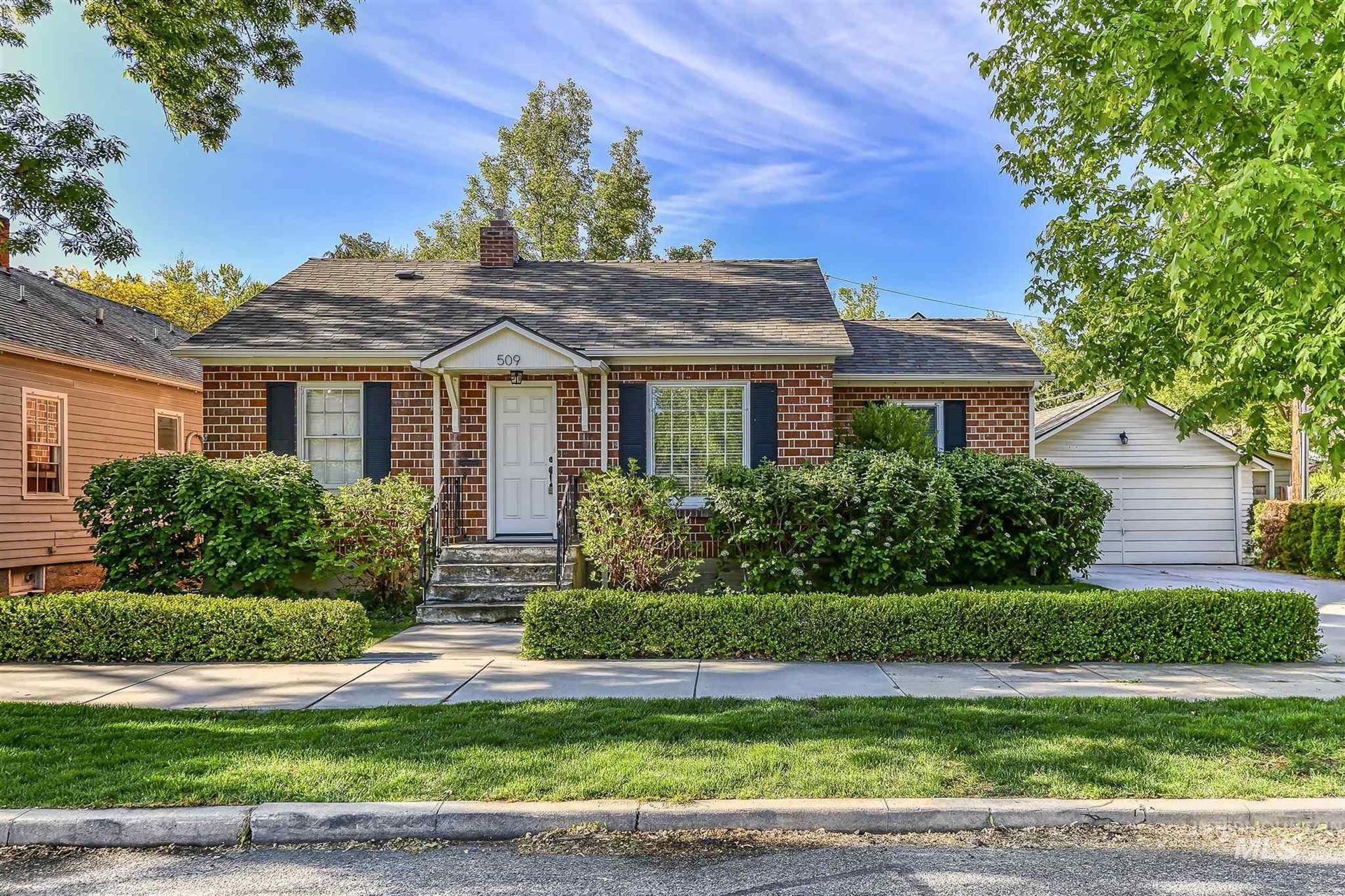 Photo of 509 W Thatcher, Boise, ID 83702 (MLS # 98803324)