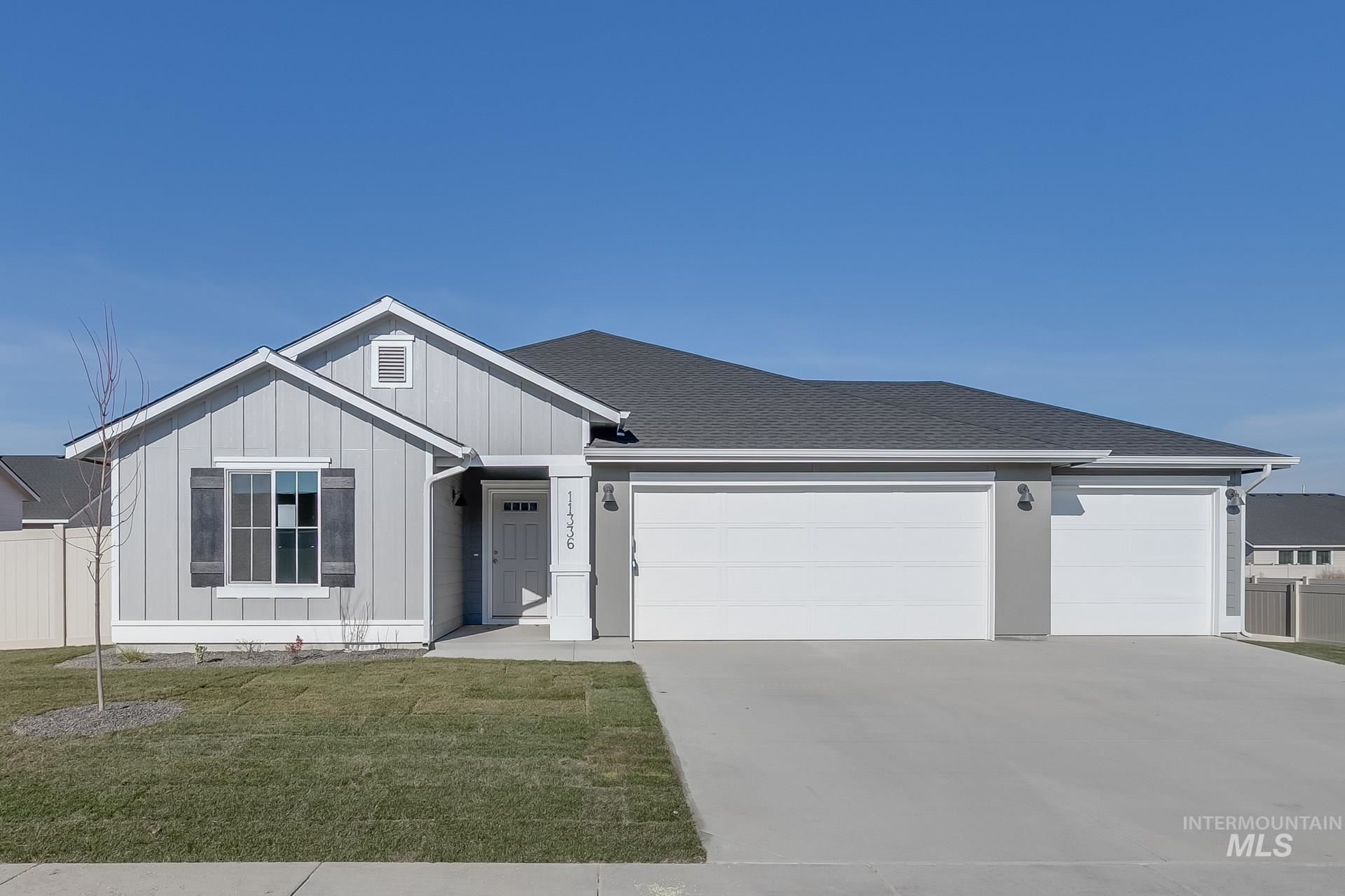 Photo of 3239 W Early Light Dr, Meridian, ID 83642 (MLS # 98784331)