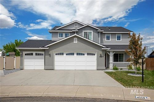 Photo of 4559 N Wildcat Pl, Meridian, ID 83646 (MLS # 98802339)