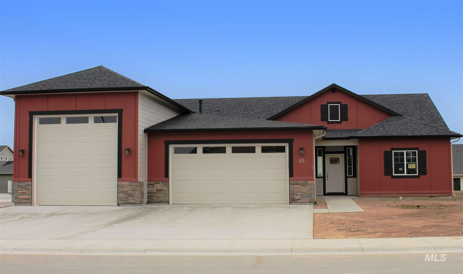 69 S Norcrest Ave., Nampa, ID 83687 - MLS#: 98770348