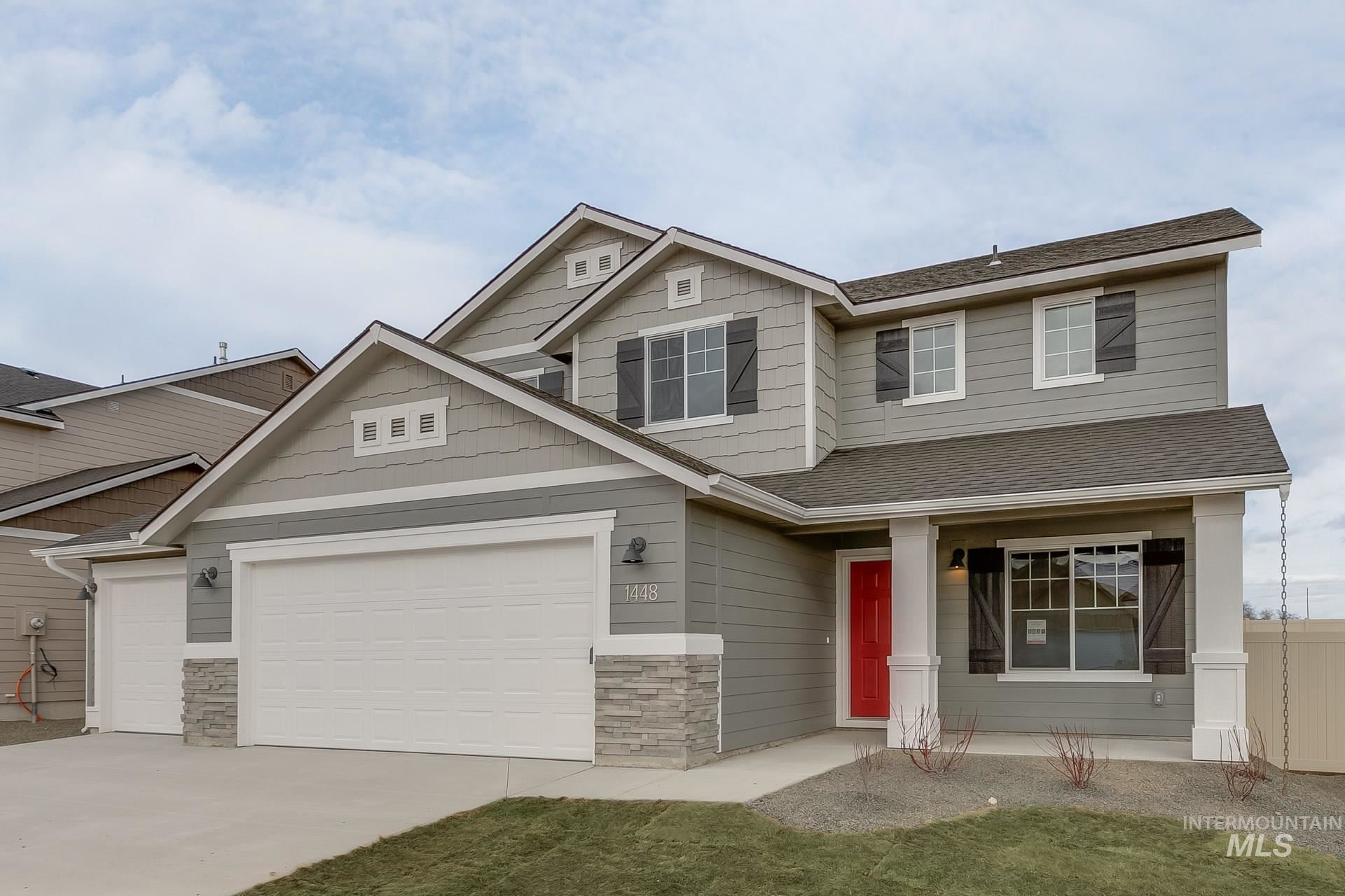 Photo of 3277 W Early Light Dr, Meridian, ID 83642 (MLS # 98784352)