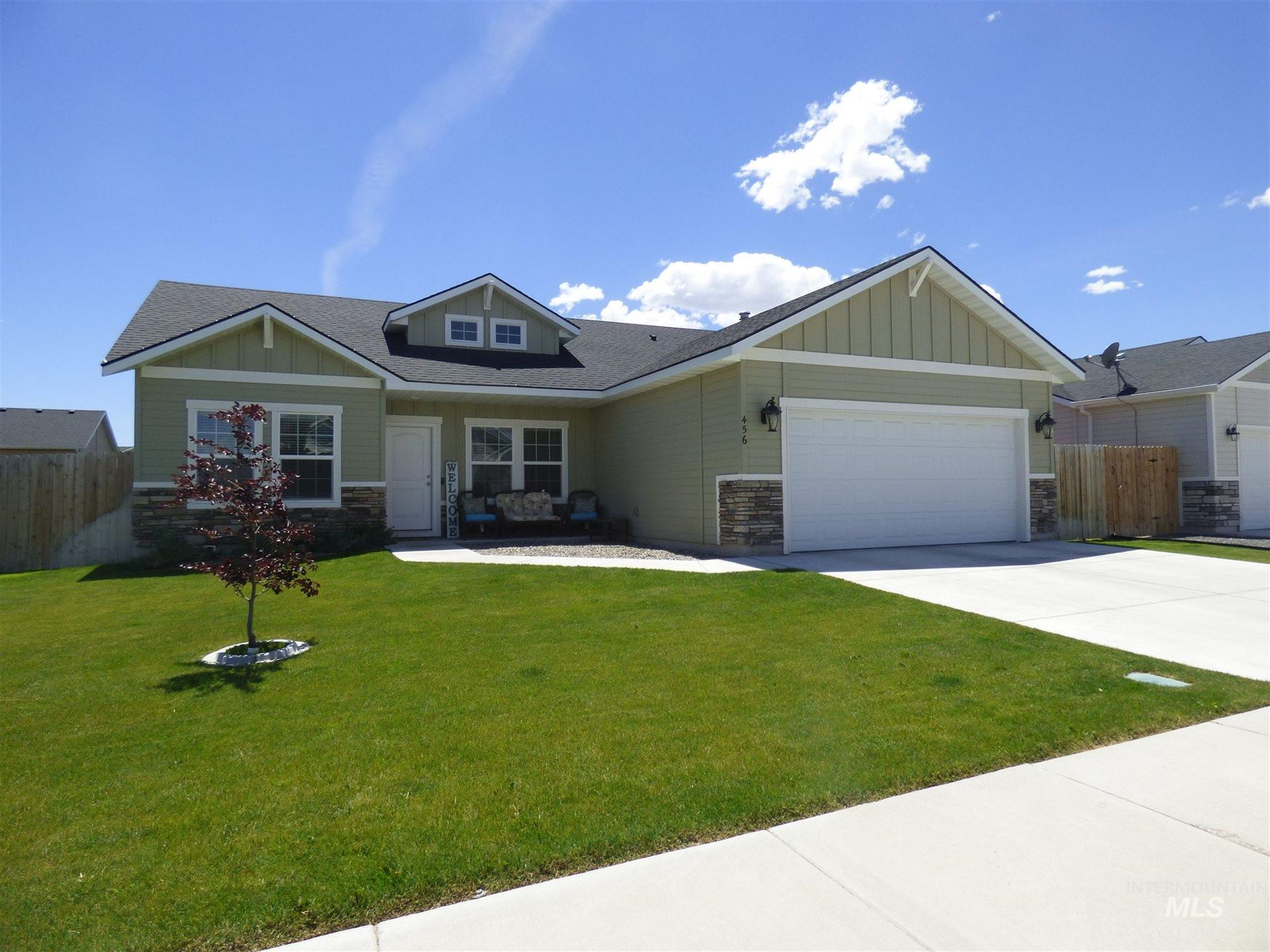 456 Feather Ave, Twin Falls, ID 83301 - MLS#: 98770357