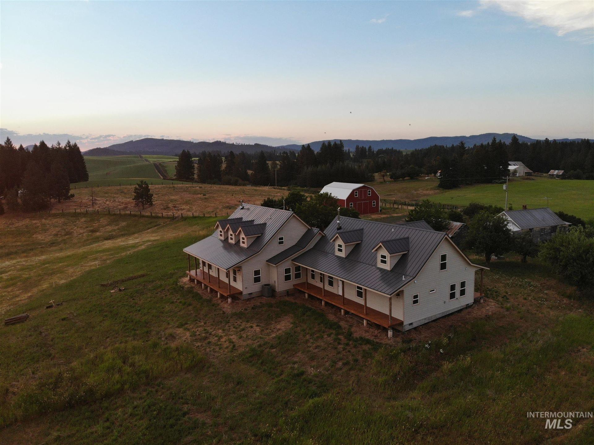 Photo of 1650 East Rd, Deary, ID 83823 (MLS # 98809360)