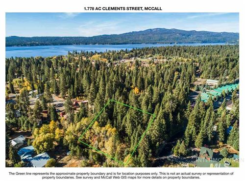 Photo of 1.78 AC Clements St, McCall, ID 83638 (MLS # 98718365)