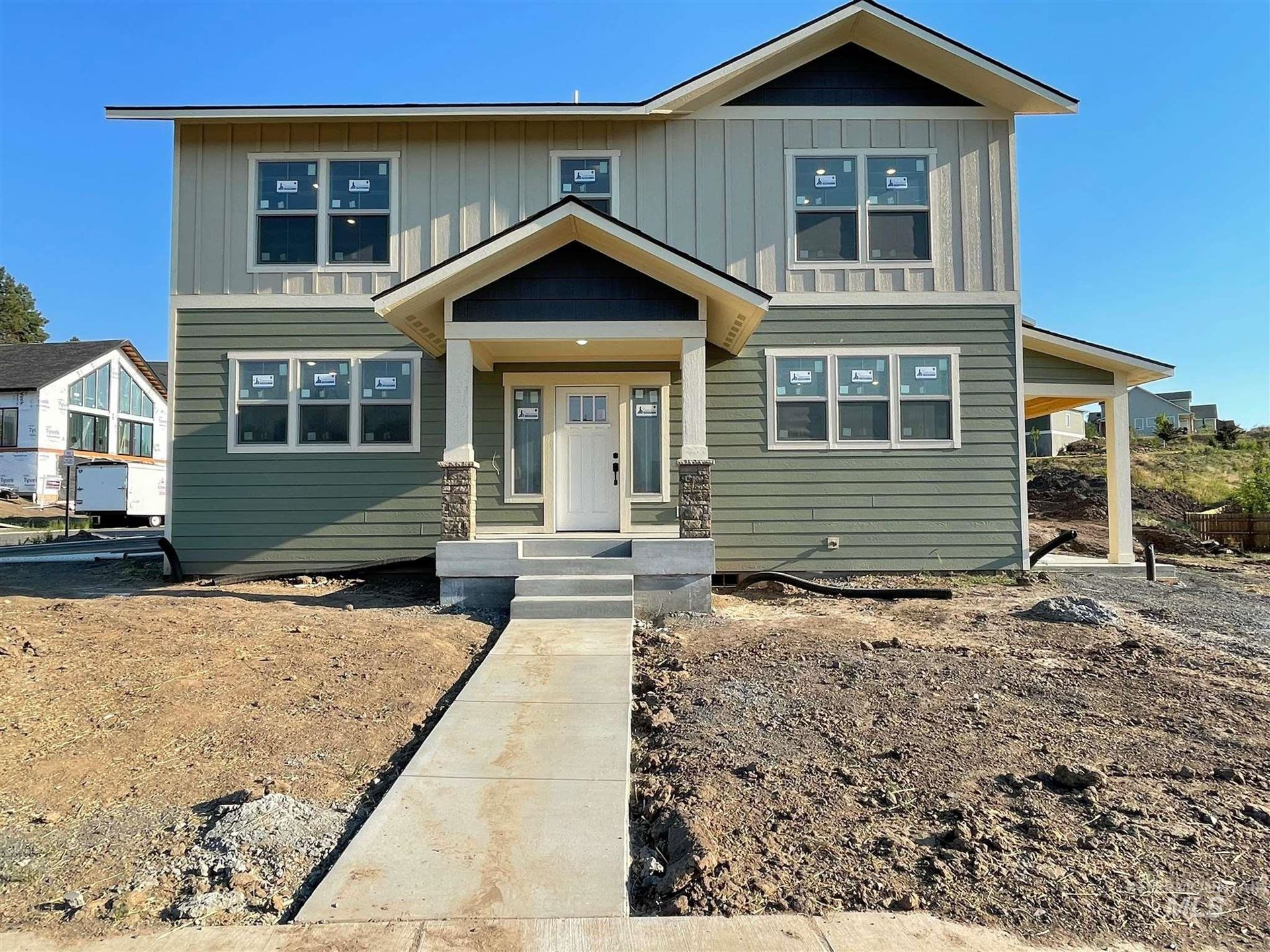 Photo of 1103 Chelsea Ct, Moscow, ID 83843 (MLS # 98810370)